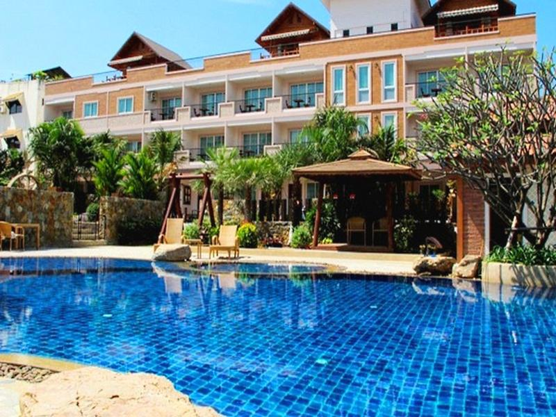 Harmony Inn Pattaya ฮาร์โมนี อินน์ พัทยา