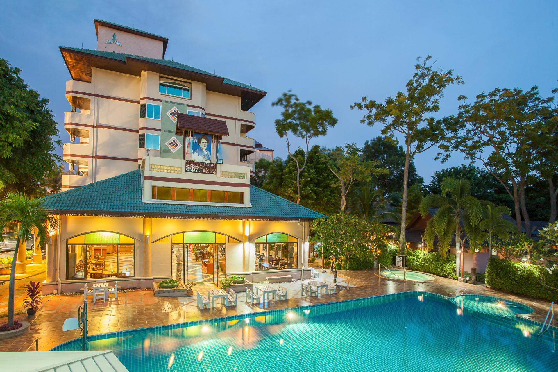 Diana Grand Hotel&Resort ไดอานา แกรนด์ โฮเต็ลแอนด์รีสอร์ต