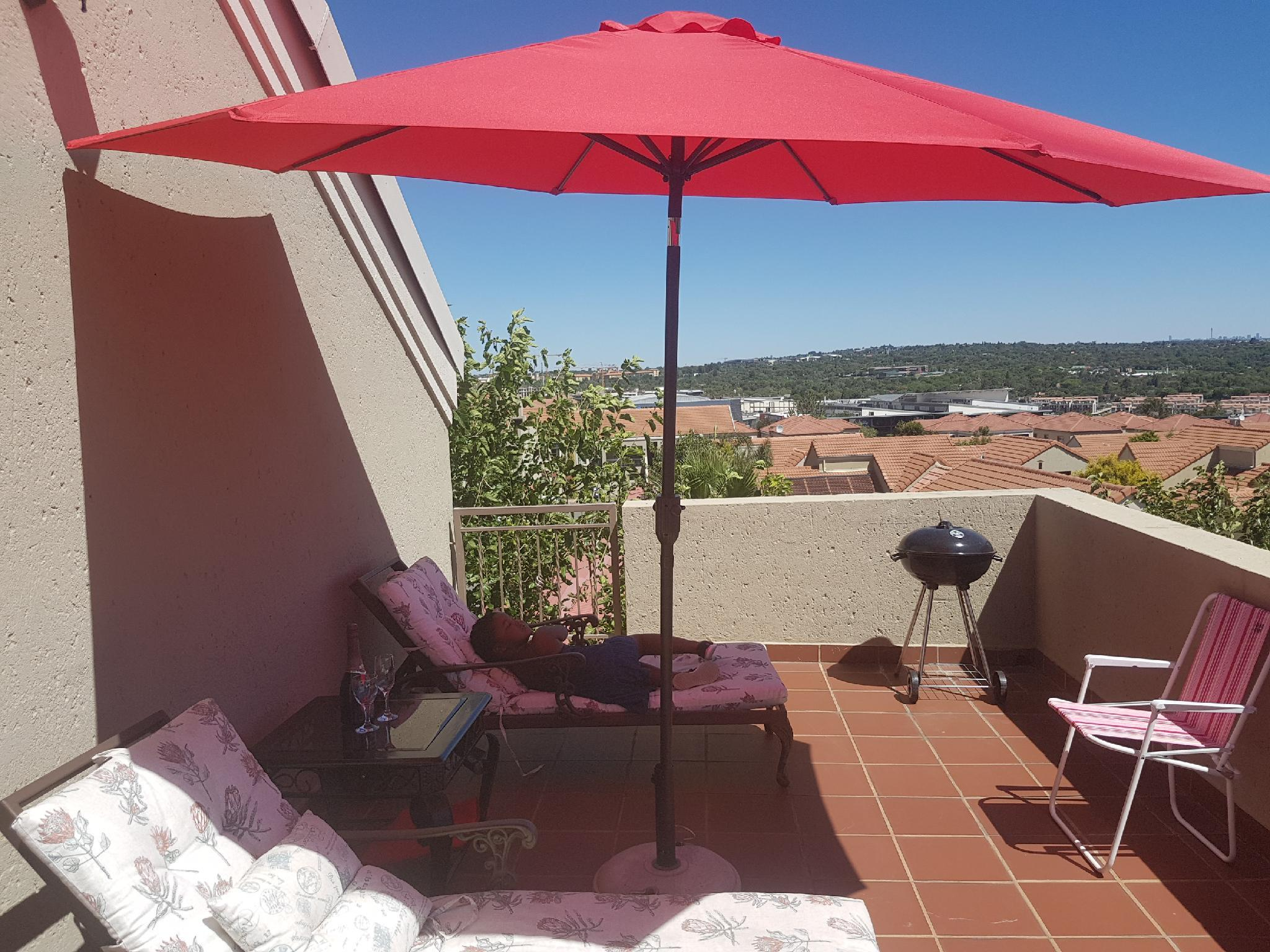 The Royal Princess Garden Fourways Guesthouse