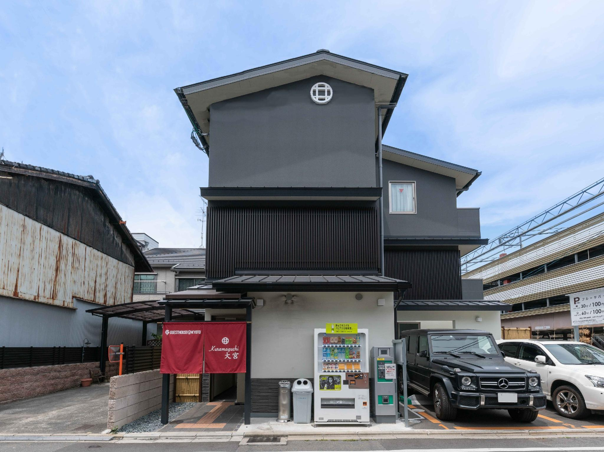 OYO 636 MUSUBI KYOTO Kuramaguchi Omiya