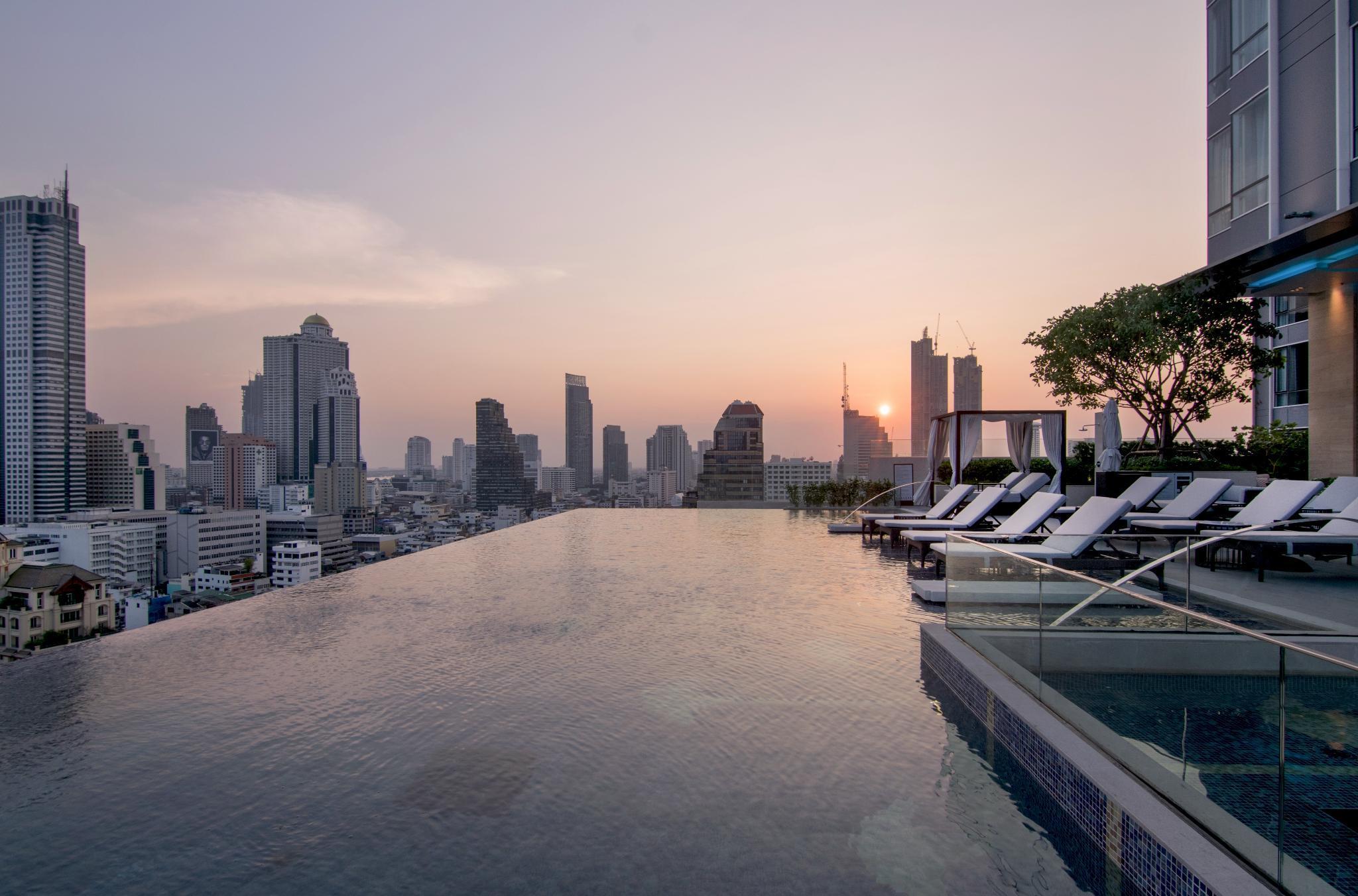 Bangkok Marriott Hotel The Surawongse - Bangkok