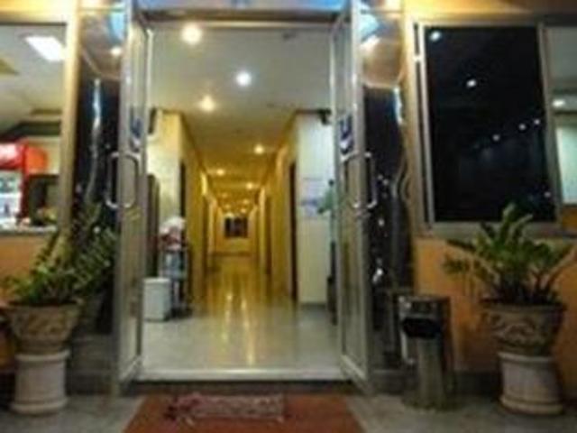 ศรีสุข อพาร์ตเมนต์ – Srisook Apartment