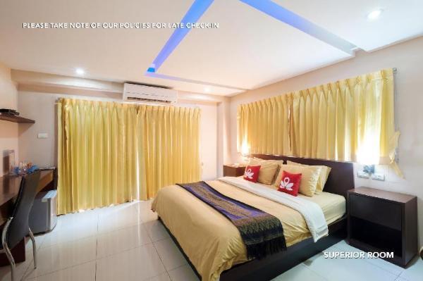 ZEN Rooms LK Metro Pattaya