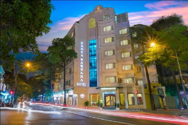 Santa Barbara Hotel Hanoi