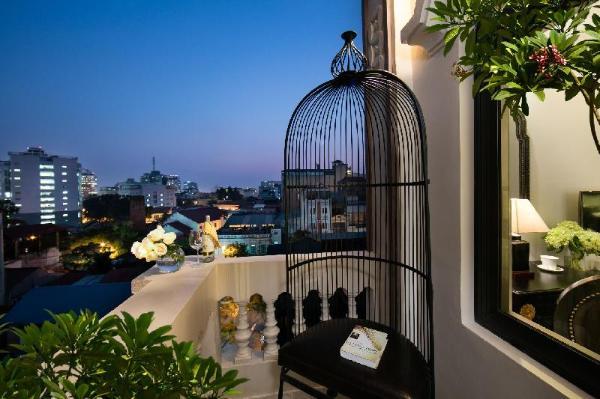 The Noble Swan Hotel & Spa Hanoi
