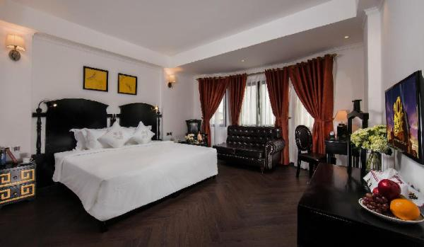 The Noble Swan Hotel & Spa Hanoi