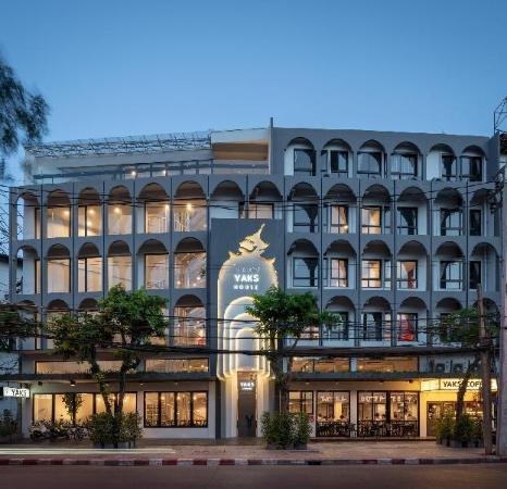 Yaks House Hostel Bangkok
