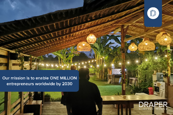 Draper Startup House for Entrepreneurs Bali