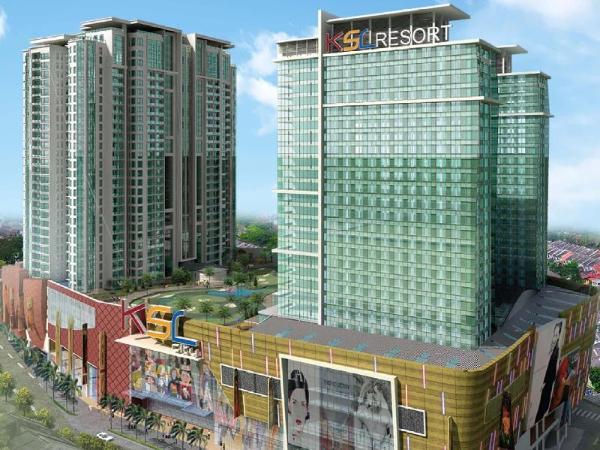 KSL Hotel & Resort Johor Bahru