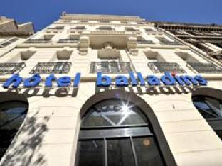 馬賽聖查爾斯巴拉丁斯酒店