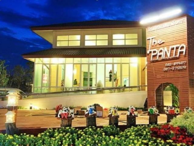 โรงแรมเดอะ พันตา – The Panta Hotel