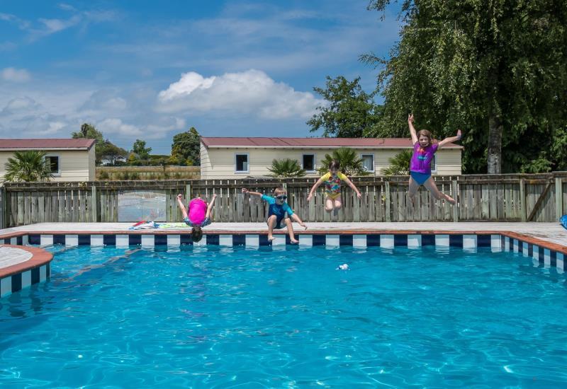 Whanganui River Top 10 Holiday Park