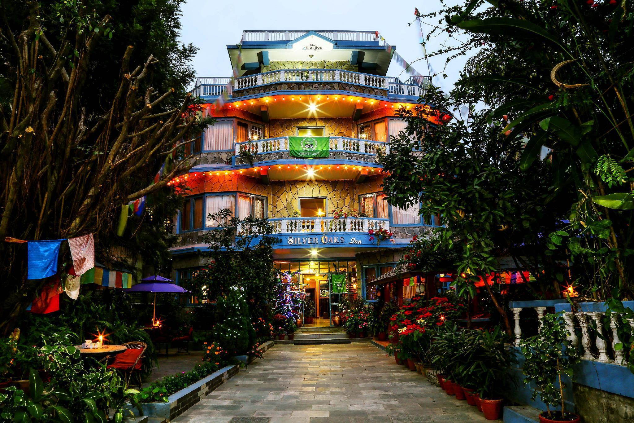 The Silver Oaks Inn