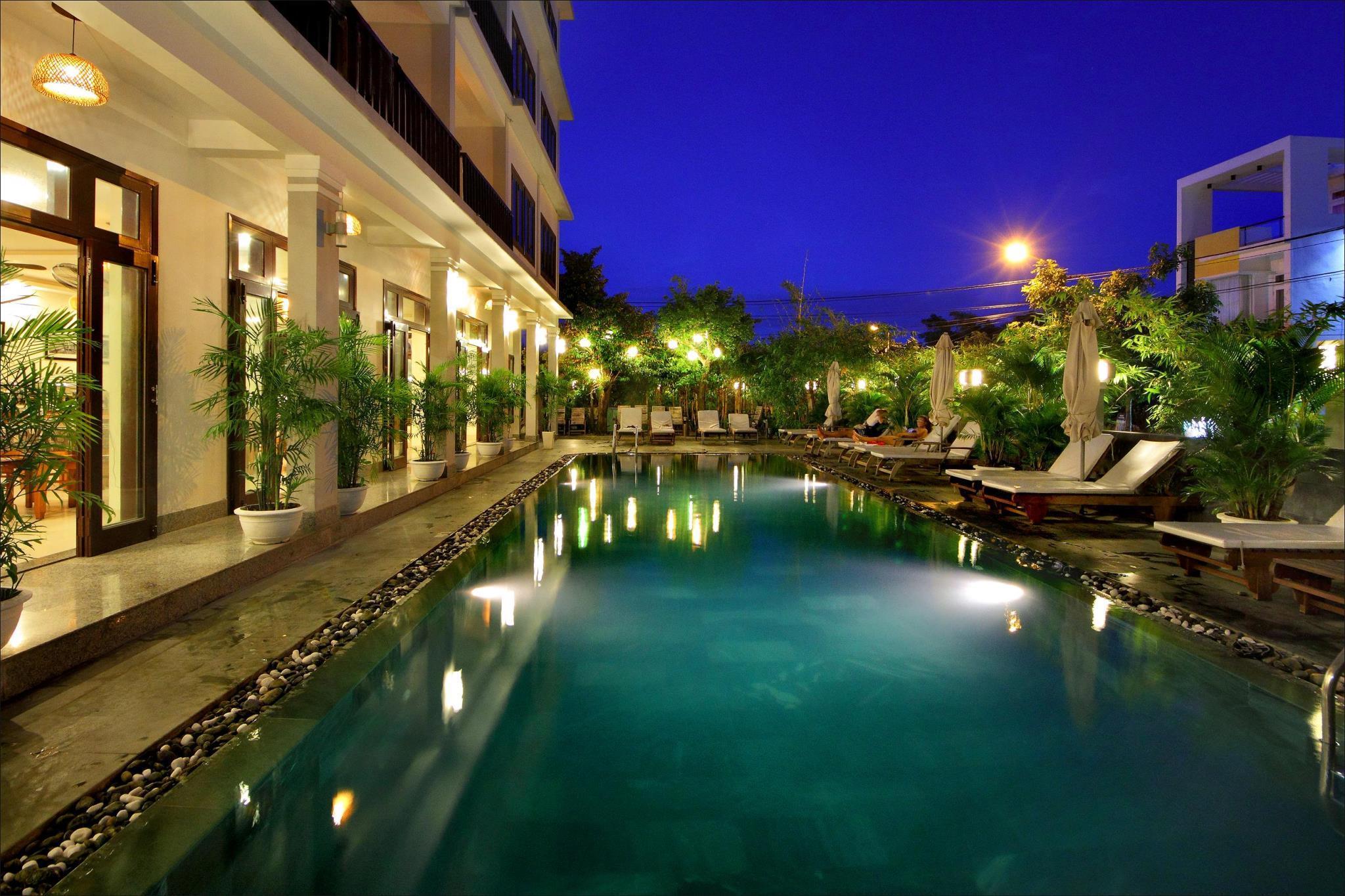 Sunshine Hotel Hoi An