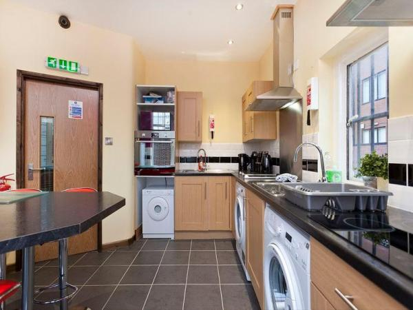 Emporium City Centre Self Catering & Annexe Nottingham