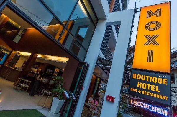 Moxi Boutique Hotel Phuket