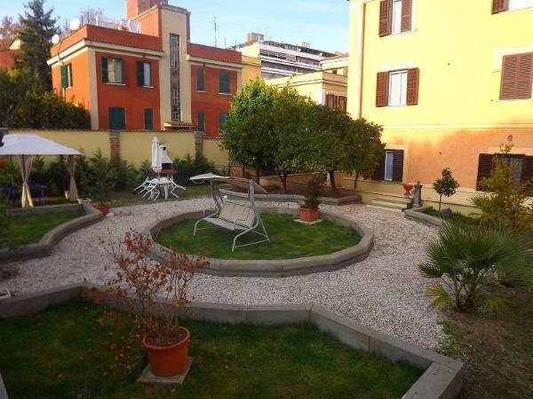 Villa Lanusei Rome