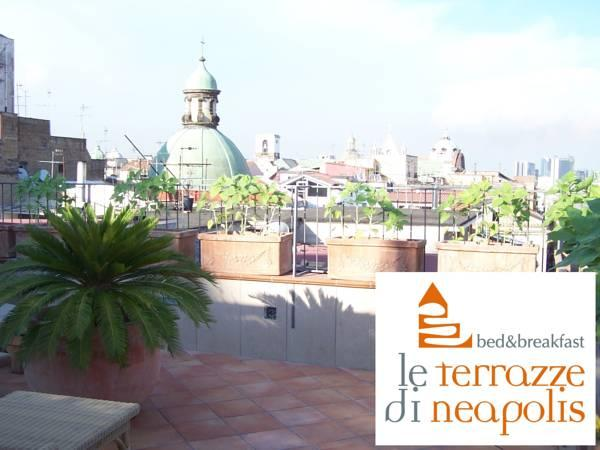 BnB Le Terrazze Di Neapolis