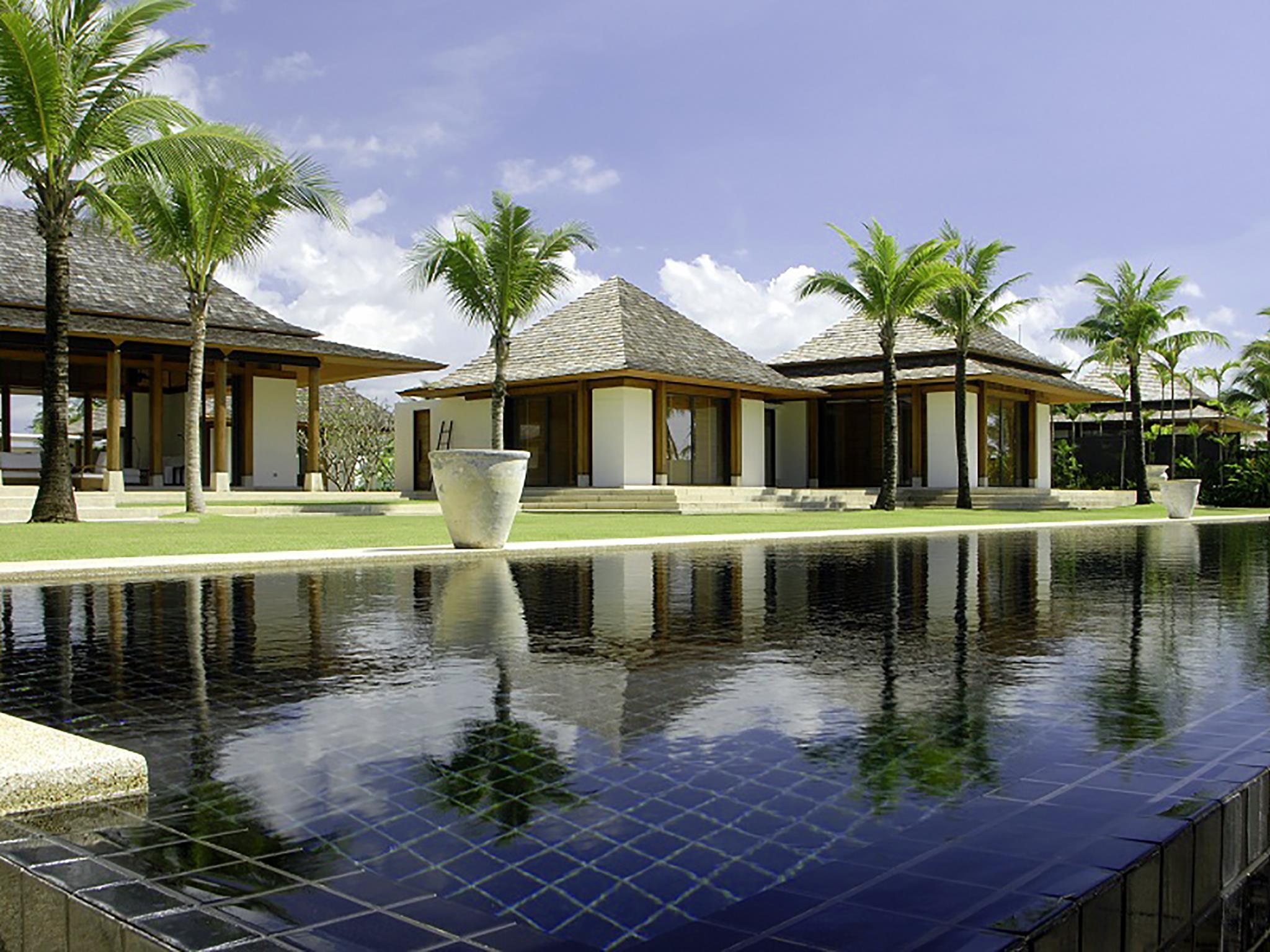 Jivana Beach Villas ชีวานา บีช วิลลา