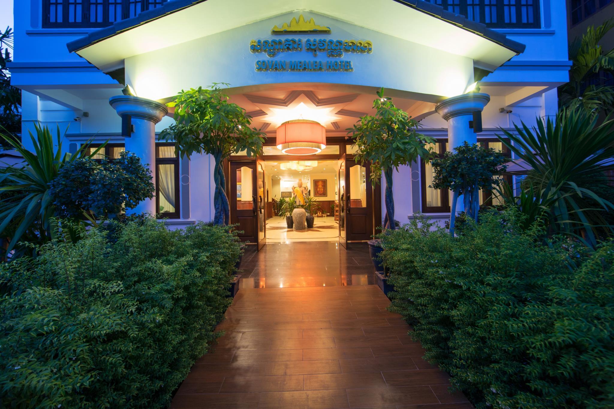 Sovan Mealea Hotels