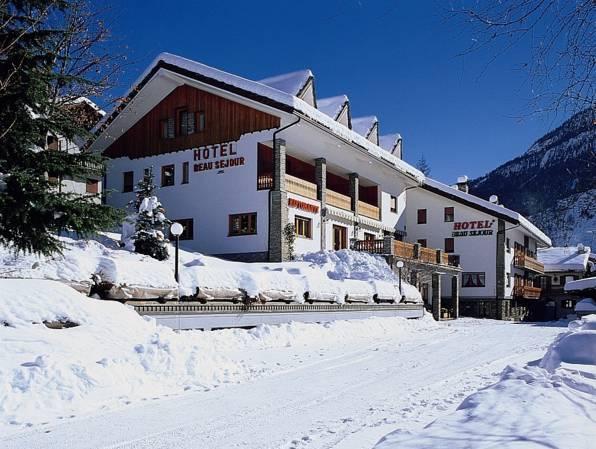 Hotel Beau Sejour Pre Saint Didier