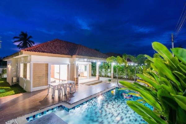 The Legacy Huahin Pool Villa Type D Hua Hin