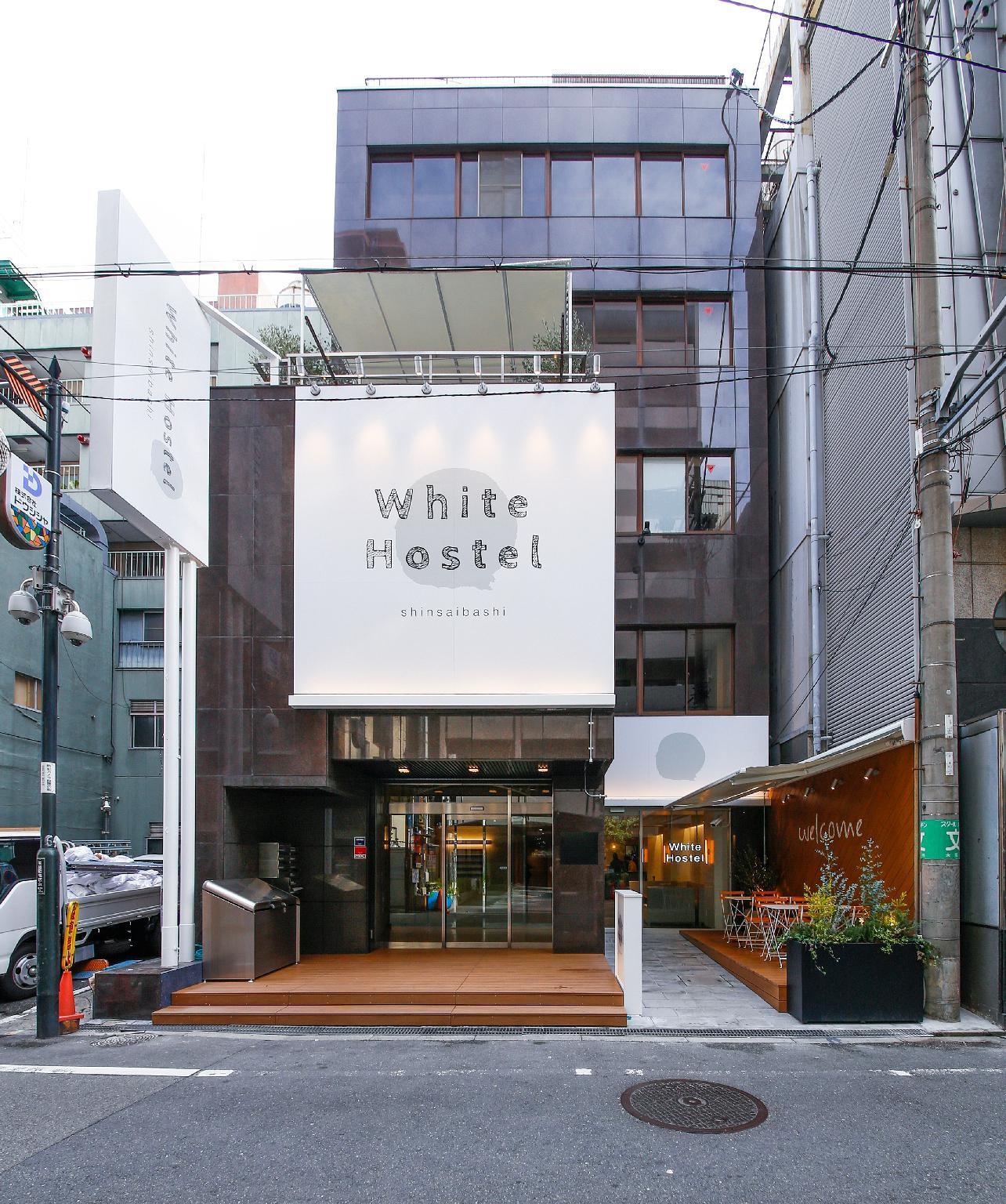 White Hostel Shinsaibashi