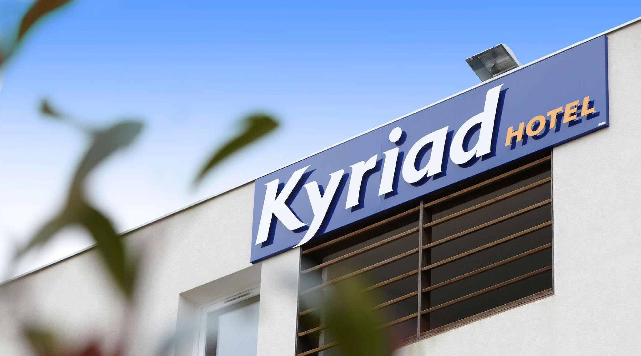 Kyriad Paris Nord Gonesse Parc des Expositions
