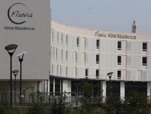 Zenitude Hotel Residences Toulouse Fluvia