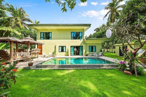 Baan Suaan Serenity .Private pool, large gardens. Koh Samui