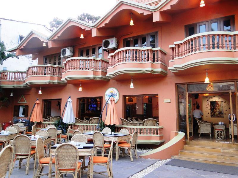 Ruffles Beach Resort