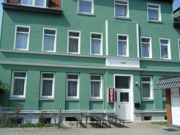 Hotel & Pension Plagwitzer Hof Leipzig
