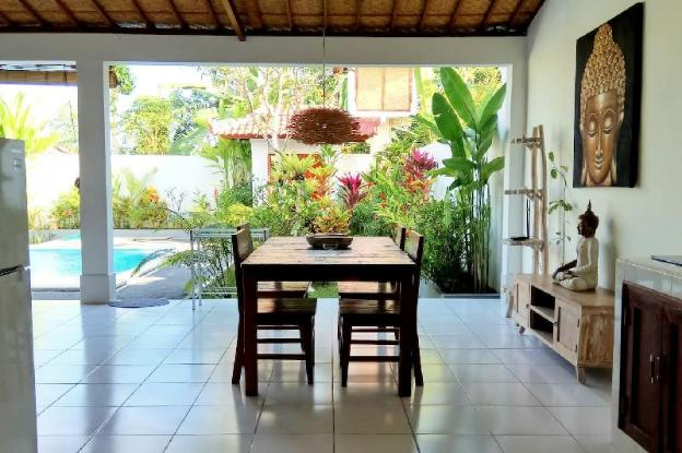 2 BR Exquisite Bohemian Villa With Private Pool
