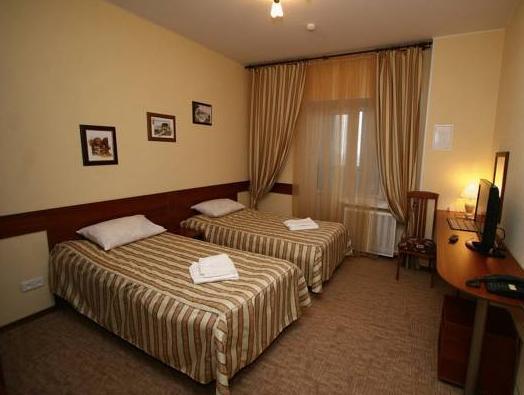 Na Vysote Hotel