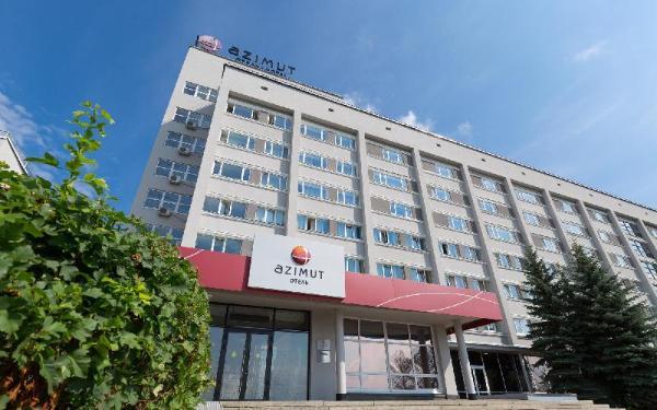 Azimut Hotel Nizhniy Novgorod Nizhny Novgorod
