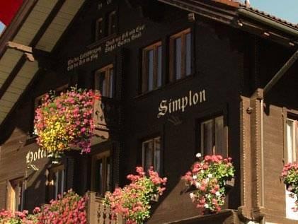 Simplon House