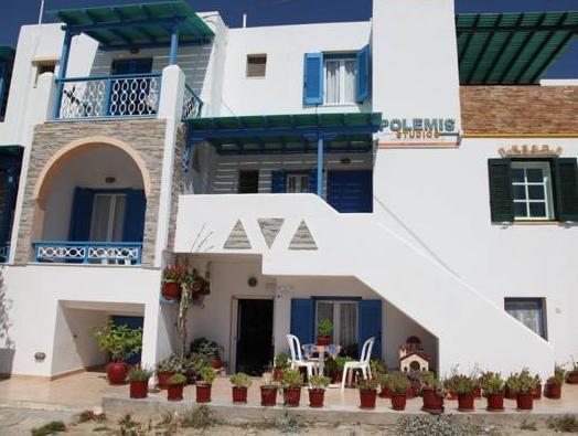 Polemis Studios And Apartments