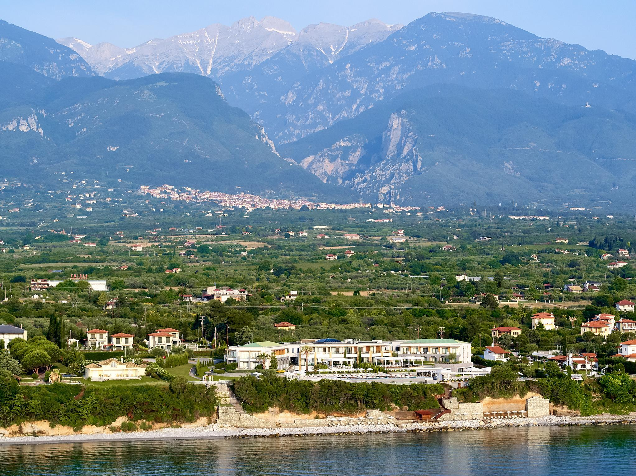 Cavo Olympo Luxury Hotel & Spa   Adult Only