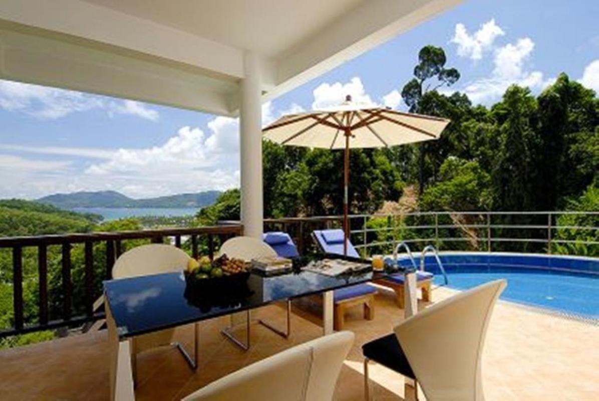 Patong Luxury 5 BR Villa w/ Pool Near Beach Patong Luxury 5 BR Villa w/ Pool Near Beach