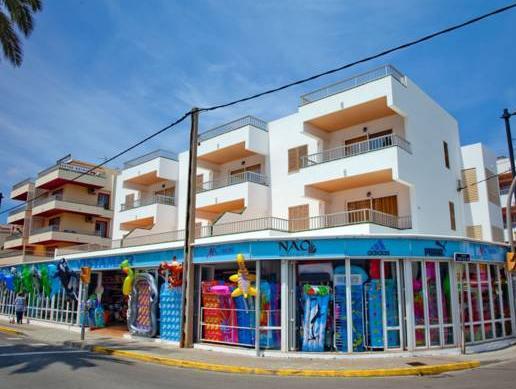 Apartamentos Vistamar I   MC Apartamentos Ibiza