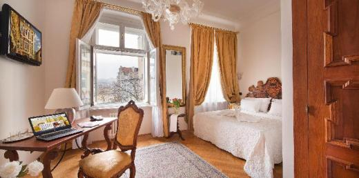 Charles Bridge Palace Hotel