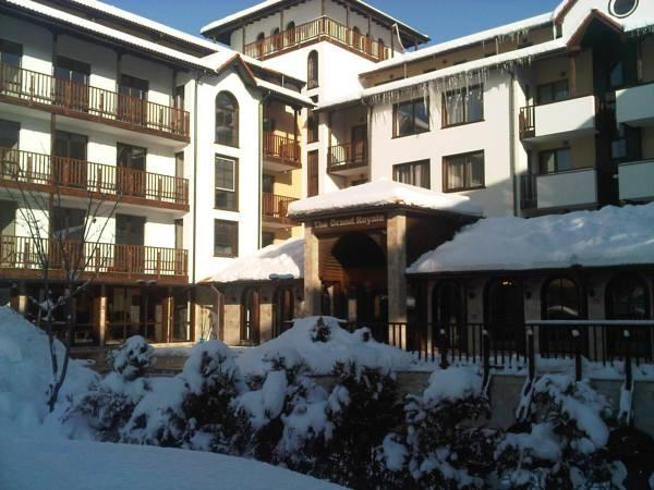 Grand Royale Apartment Complex And Spa