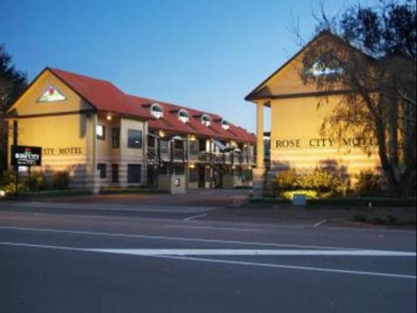 Rose City Motel Palmerston North