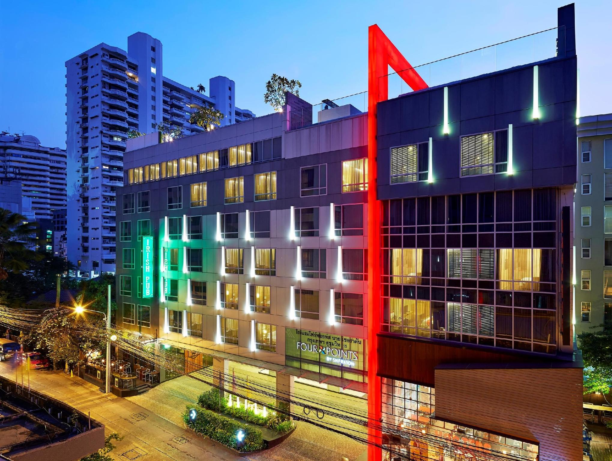 Four Points by Sheraton Bangkok Sukhumvit 15 Hotel - Bangkok