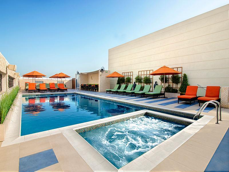 Cosmopolitan Hotel Dubai  Al Barsha