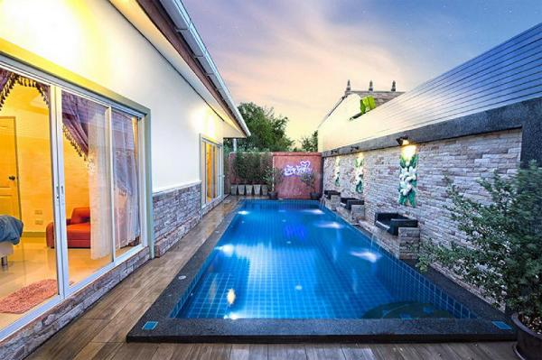 Jing-Jai pool villa 3bedrooms  Hua Hin