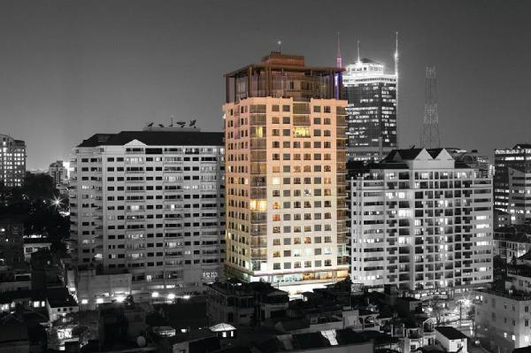 @Lancaster Saigon Henry Aprtment @Free3G Ho Chi Minh City