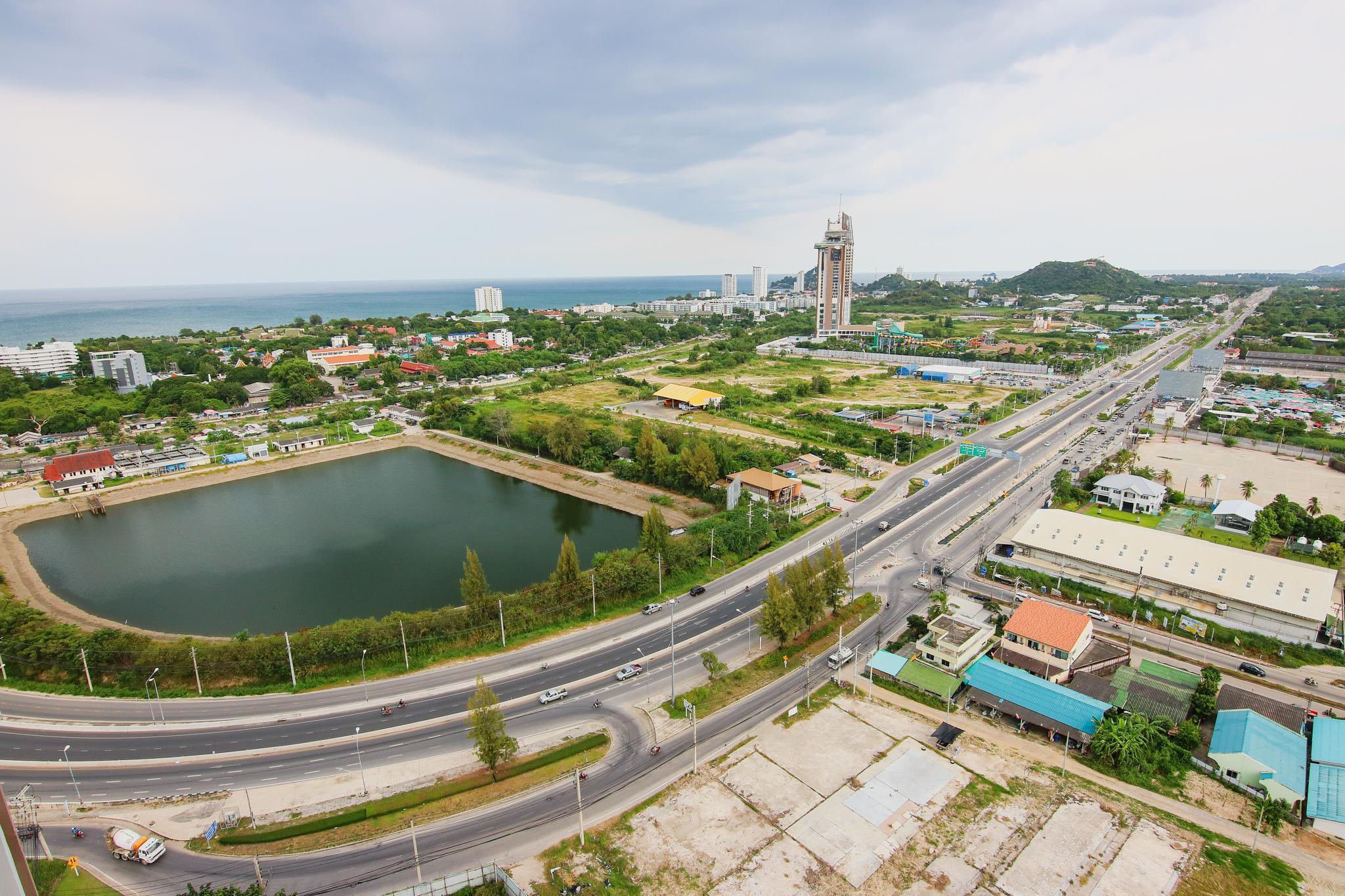 Bann Kiang Fah Seaview Condo Huahin