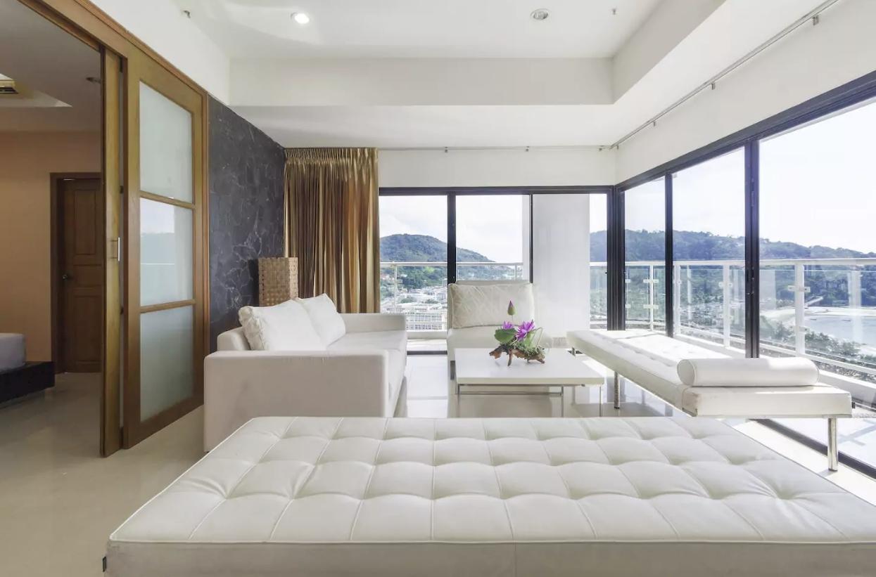 Panoramic sea view Patong tower 3bed 3 bath Phuket Reviews