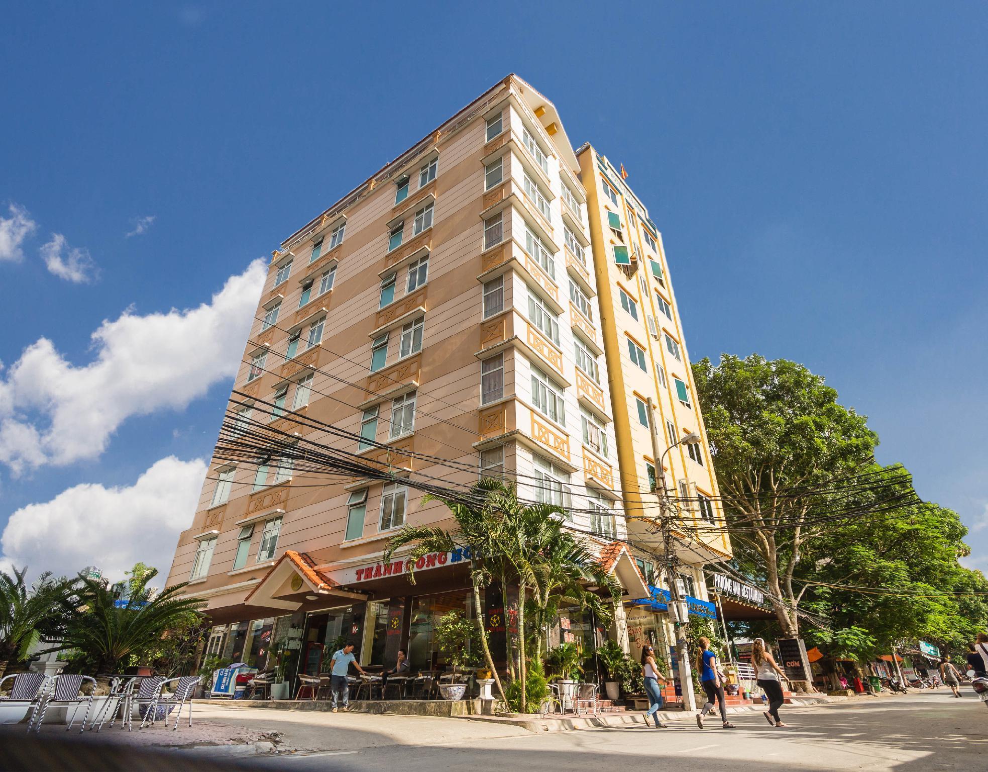 Thanh Cong 2 Catba Hotel